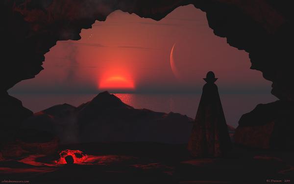 Exile - Wallpaper from orbitalmaneuvers