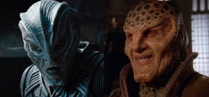 "Krall ""Star Trek Beyond"" and G'kar, ""Babylon 5"""